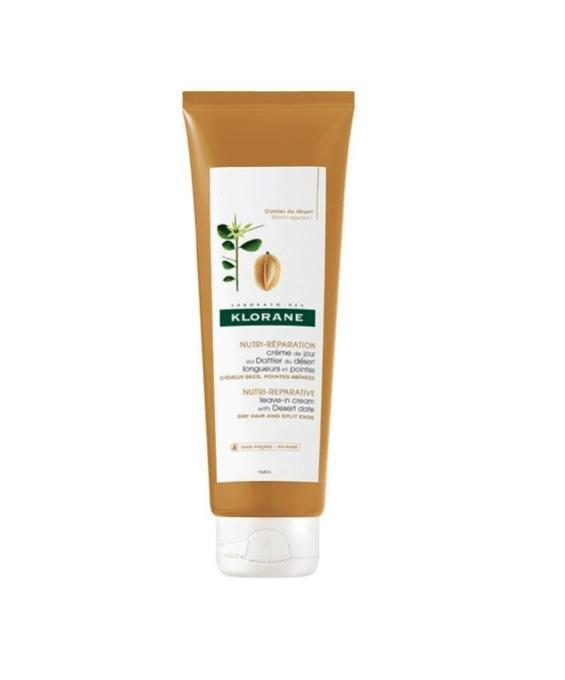 Klorane Leave-In Cream with Desert Date 125ml