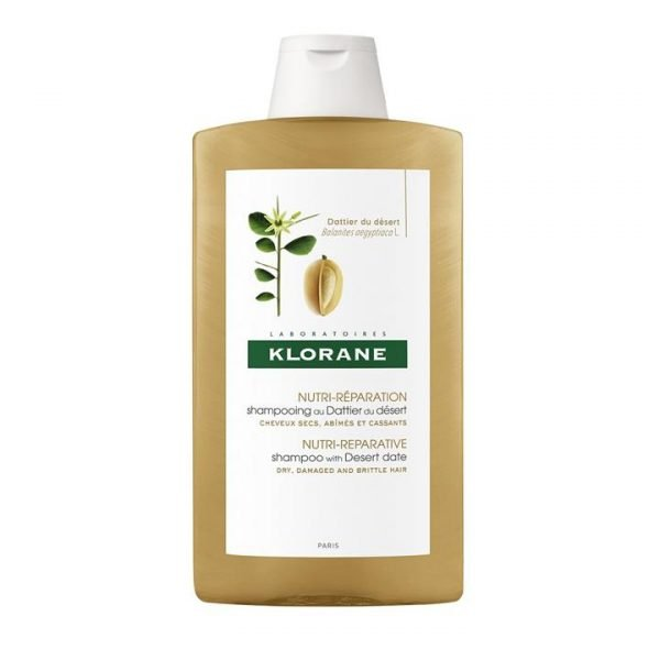 Klorane Shampoo with Desert Date 400ml