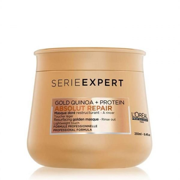 L'Oréal Professionnel Absolut Repair Resurfacing Golden Masque 250ml