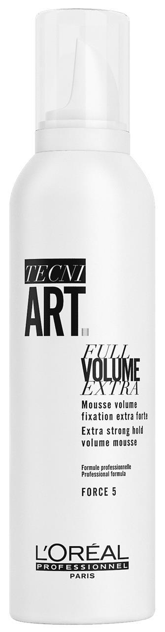 L'Oréal Professionnel Tecni Art Extra Full Volume Hold Mousse 250ml