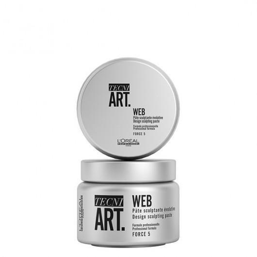 L'Oréal Professionnel Tecni Art Fix Web Sculpting Wax 150ml