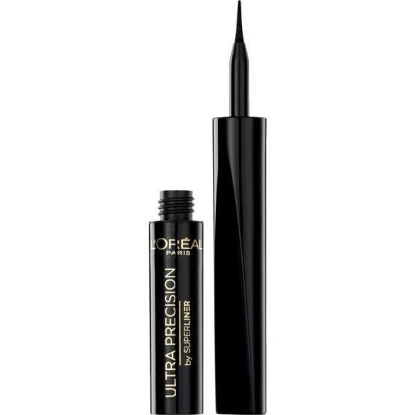 L'Oréal Paris Superliner Liquid Eyeliner - 01 Black 6ml