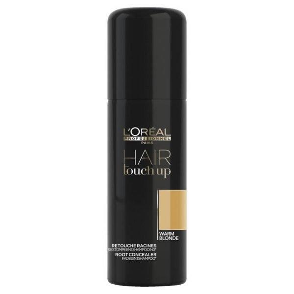 L'Oréal Professionnel Hair Touch Up 75ml - Warm Blonde