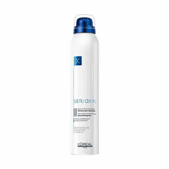 L'Oréal Professionnel Serioxyl Volumising Coloured Spray - Grey Thinning Hair 200ml
