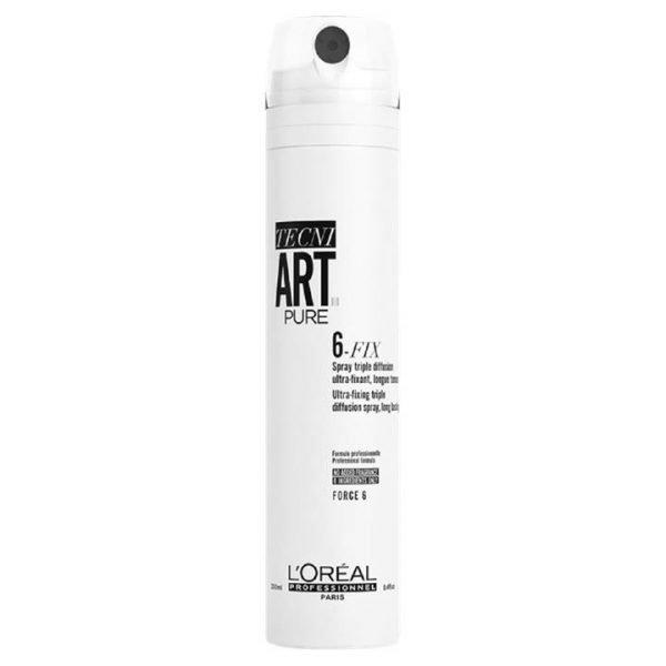 L'Oréal Professionnel Tecni Art Six-Fix Hairspray 250ml
