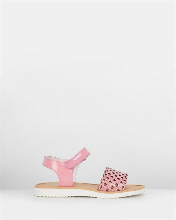 Laser Sandal G 453489 Yth Pink