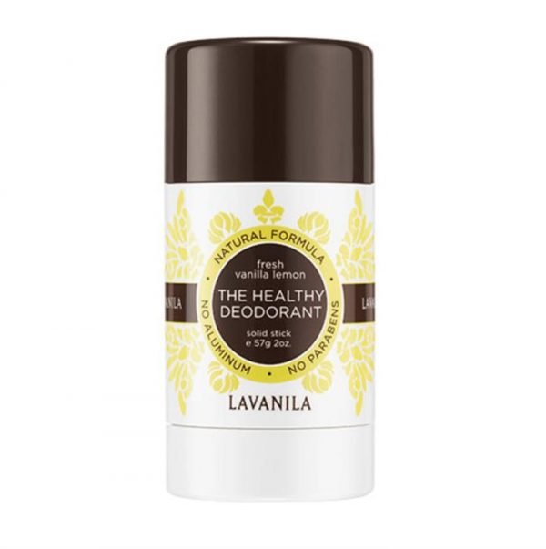 Lavanila The Healthy Deodorant - Fresh Vanilla Lemon 57g