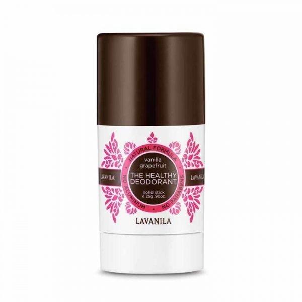 Lavanila The Healthy Deodorant - Vanilla Grapefruit 25g