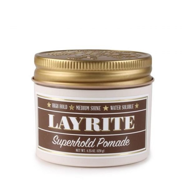 Layrite Super Hold Hair Pomade 120g