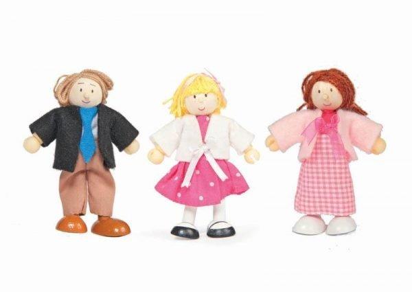 Le Toy Van Budkins Family Set