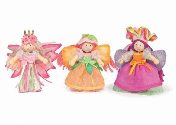 Le Toy Van Budkins Garden Fairy Set