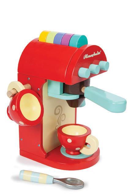Le Toy Van Honeybake Cafe Machine
