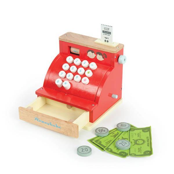 Le Toy Van Honeybake Cash Register