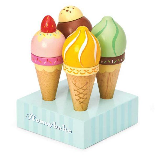 Le Toy Van Honeybake Ice Cream Set