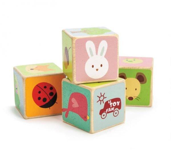 Le Toy Van Petilou Little Leaf Blocks
