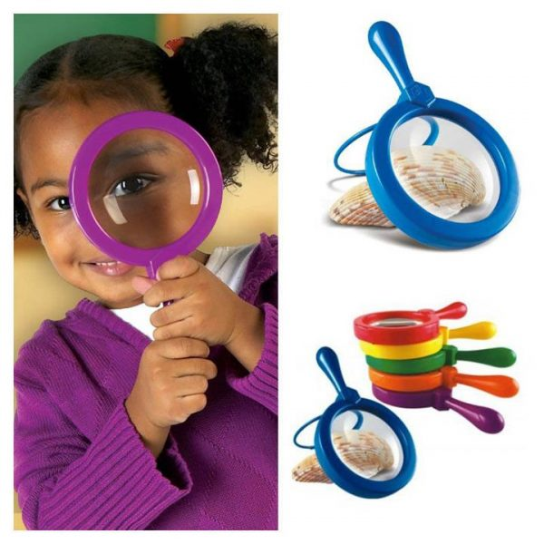 Learning Resources Hape Jumbo Magnifier