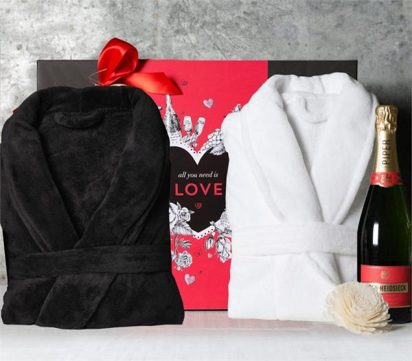 Lovers Pamper Hamper