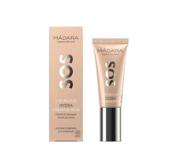 MÁDARA SOS Eye Revive Hydra Cream & Mask 20ml