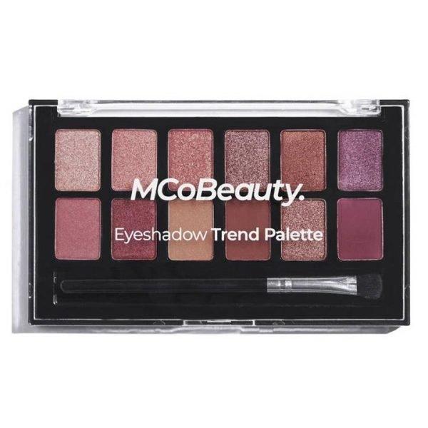 MCoBeauty Eyeshadow Trend Palette
