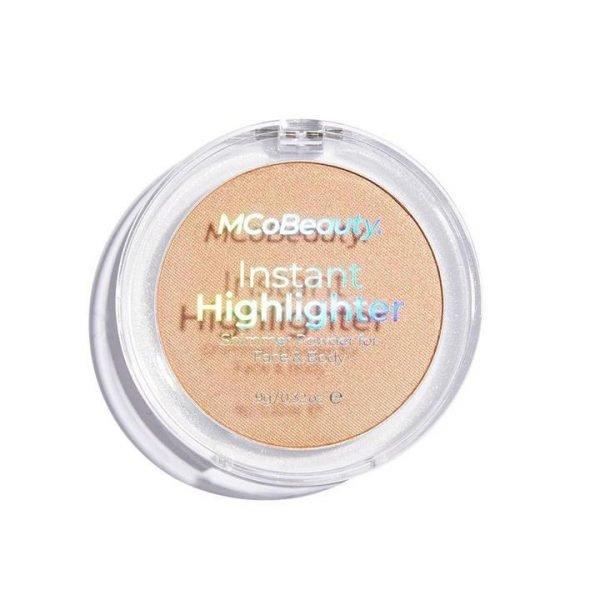 MCoBeauty Instant Highlighter Shimmer Powder For Face & Body 9g