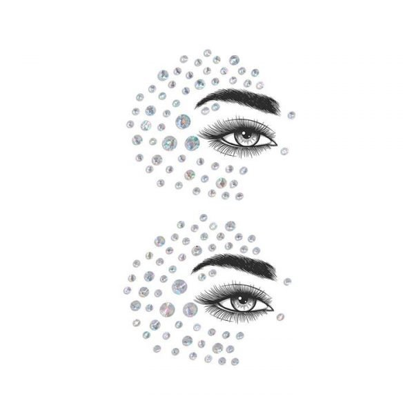 MCoBeauty Sparkle Face & Body Jewels - Disco Ball