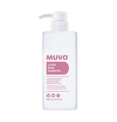 MUVO Ultra Rose Shampoo 500ml