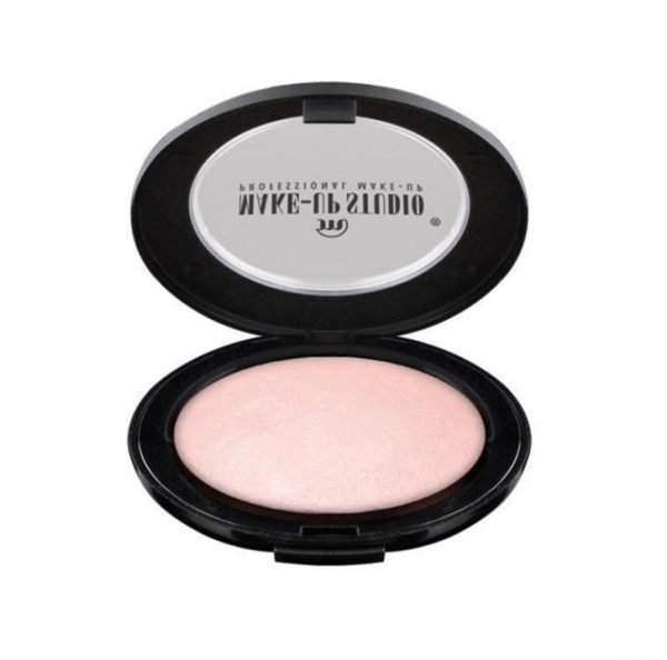 Make-Up Studio Amsterdam Lumière Highlighting Powder Sugar Rose 7g
