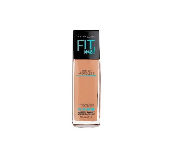 Maybelline Fit Me Matte & Poreless Mattifying Liquid Foundation 30ml
