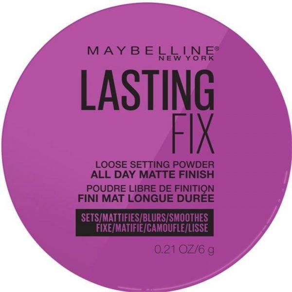 Maybelline Lasting Fix Translucent Loose Setting Powder 6g