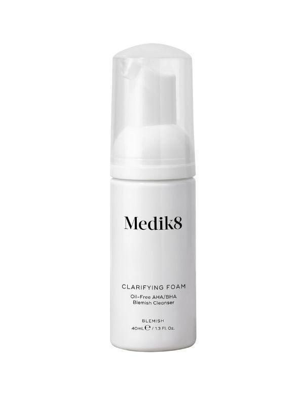 Medik8 Clarifying Foam Travel Size 40ml