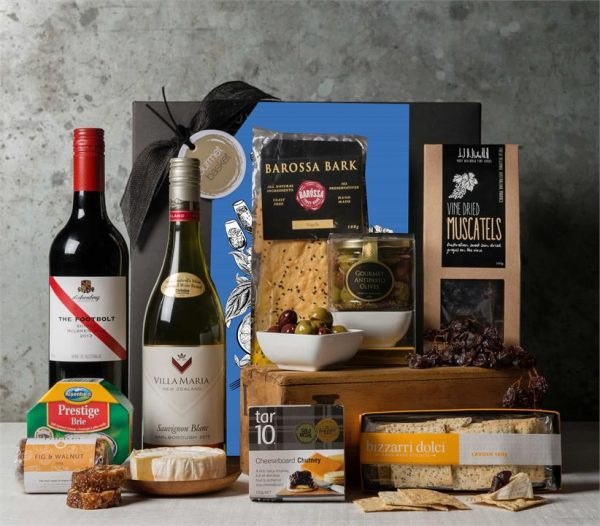 Melbourne Cup Cheese and Wine Duo