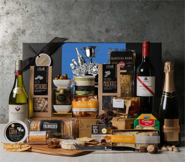 Melbourne Cup Premium Cheese & Wine Office Share Hamper