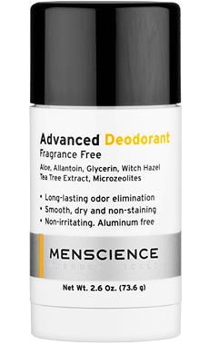 MenScience Advance Deodorant 59ml