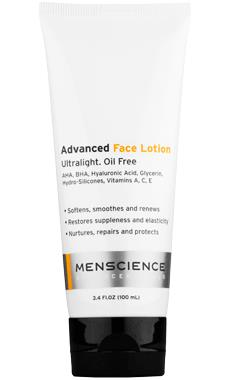 MenScience Advanced Face Lotion 100ml