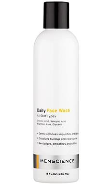 MenScience Daily Face Wash 236ml