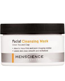 MenScience Facial Cleansing Mask 88ml