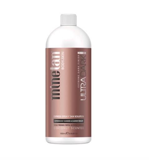 Minetan Express Pro Spray Mist Ultra Dark 1000ml