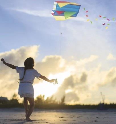 Miniature Kite