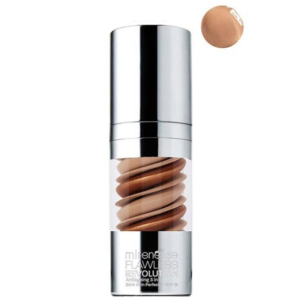 Mirenesse Flawless Revolution Antiageing 3 in 1 24hr Skin Perfector SPF 15 30g
