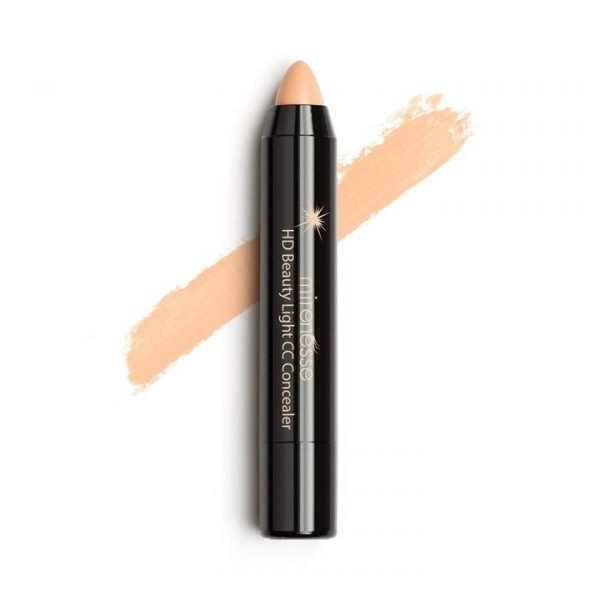 Mirenesse HD Beauty Light CC High Coverage Concealer 3. Barely Beige 4g