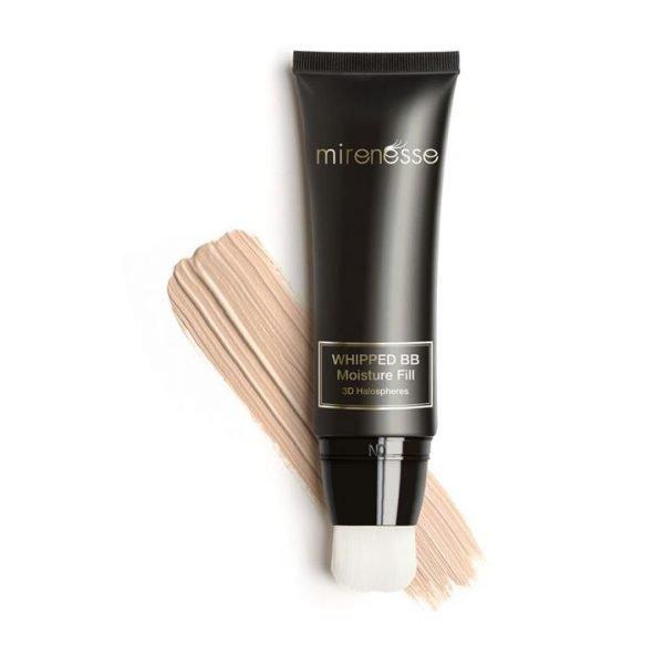 Mirenesse Whipped BB Cream Moisture Fill Radiance Primer 40g