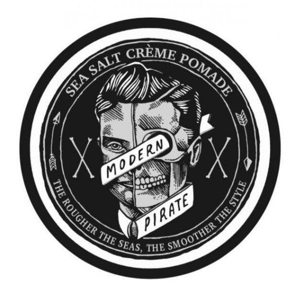 Modern Pirate Sea Salt Creme Pomade 90g