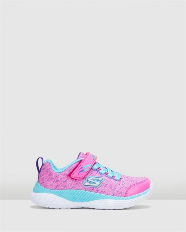 Move N Groove Yth Pink/Turquoise