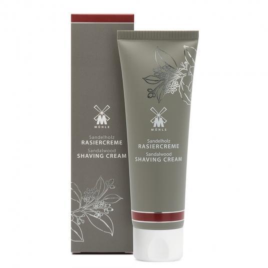 Muhle Shaving Cream Tube Sandalwood 75ml