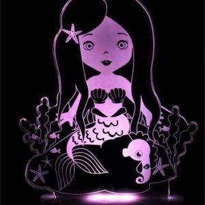 My Dream Light LED Night Light Mermaid PLUG IN