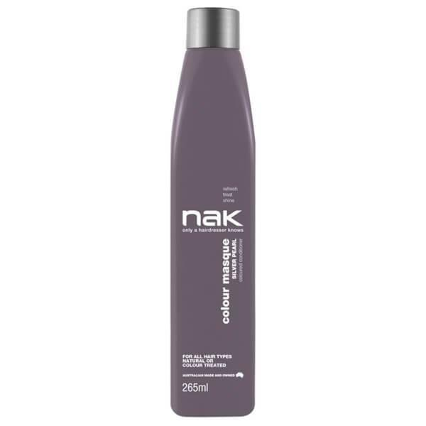 Nak Colour Masque Coloured Conditioners Silver Pearl Old Packaging 265ml