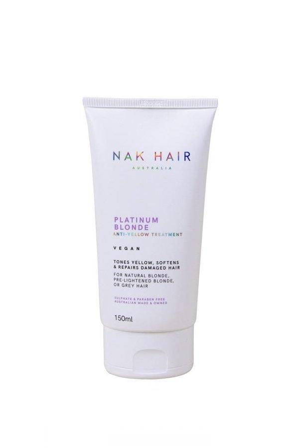 Nak Platinum Blonde Anti-Yellow Treatment 150ml