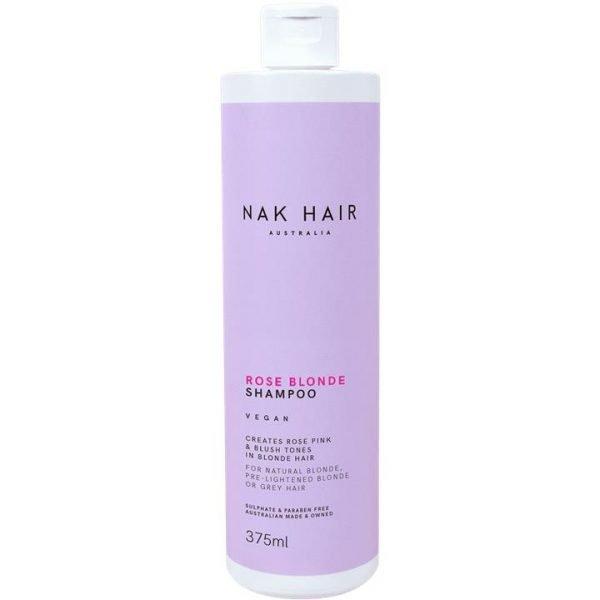 Nak Rose Blonde Shampoo 375ml