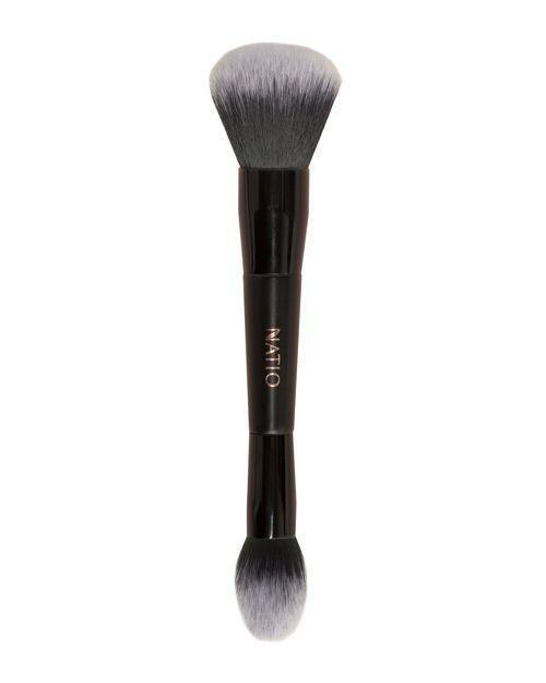 Natio Bronze & Highlight Brush
