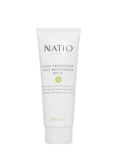 Natio Daily Protection Face Moisturiser SPF 15+ 100g